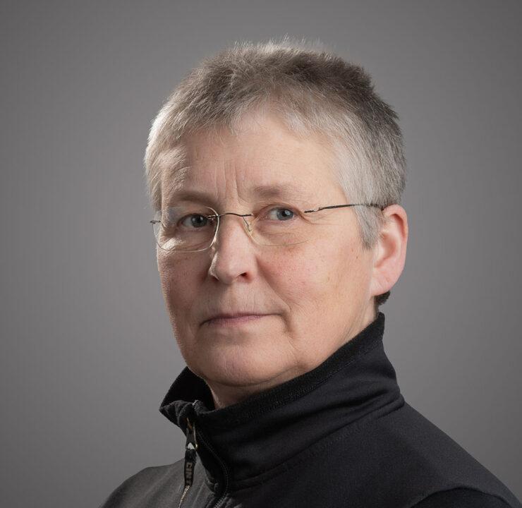 Guðrún Steingrímsdóttir